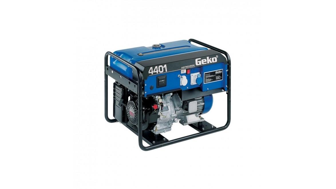 Бензиновый генератор GEKO 4401 Е-АА/НEВА