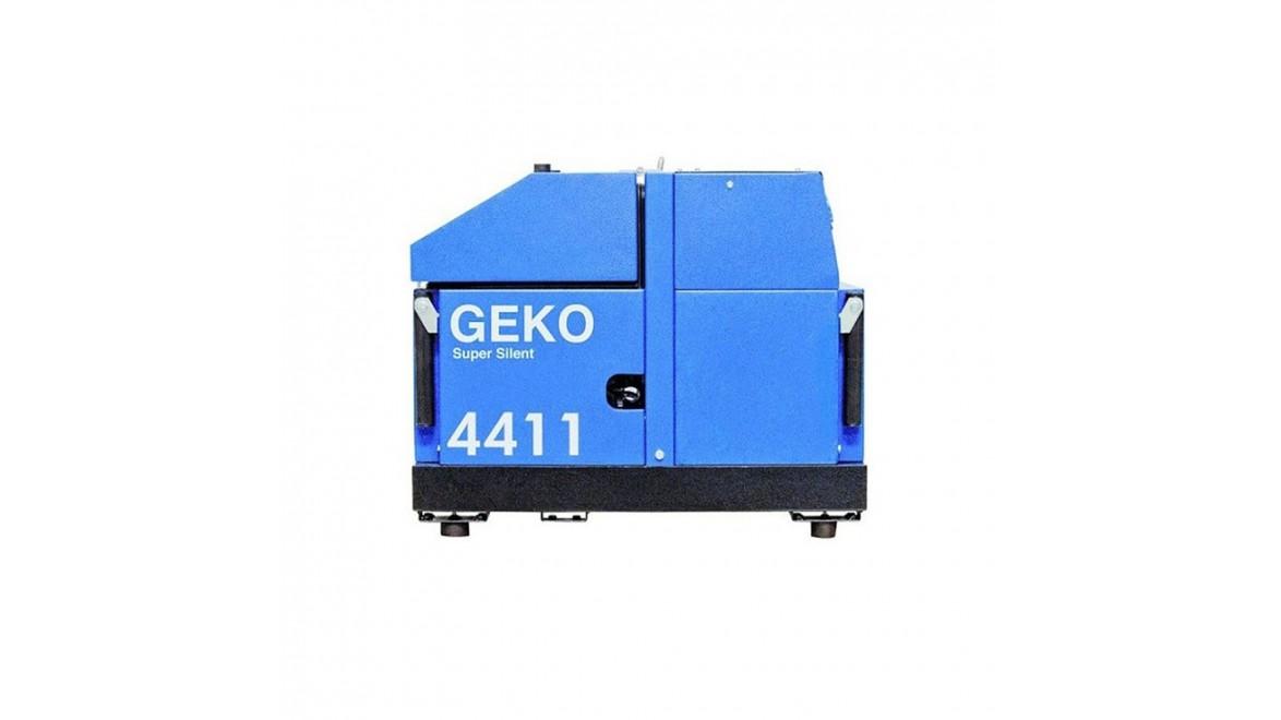 Бензиновый генератор GEKO 4411E-AA/HHBA SS