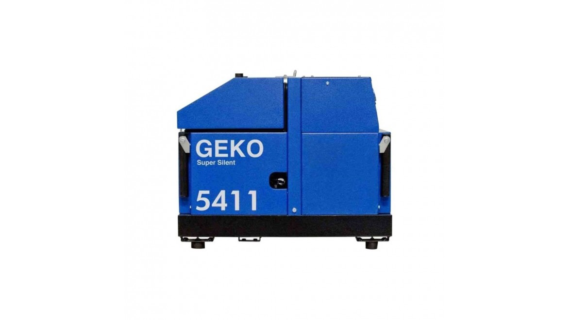 Бензиновый генератор GEKO 5411ED-AA/HHBA