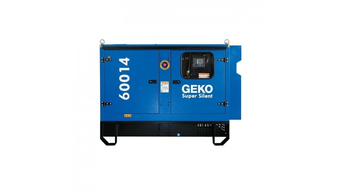 Дизельный генератор GEKO 60014 ED-S/DEDA SS