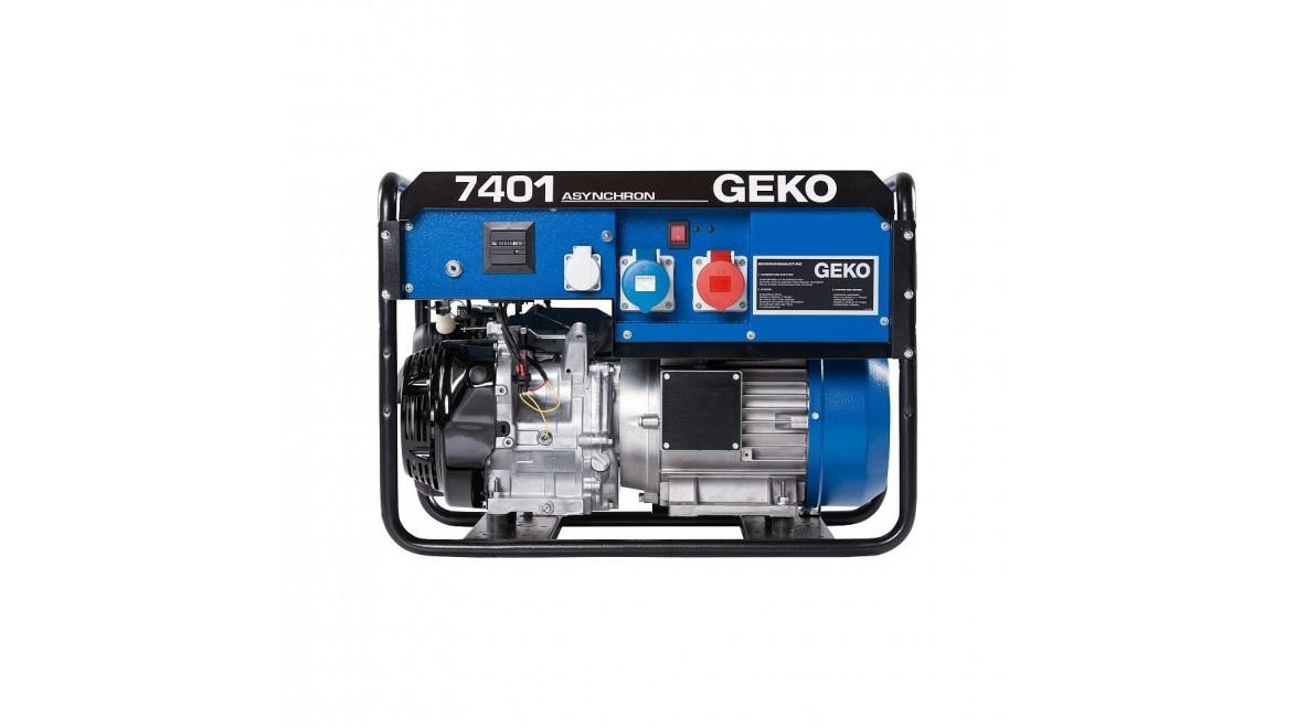 Бензиновый генератор GEKO 7401 Е-АА/НEВА BLC