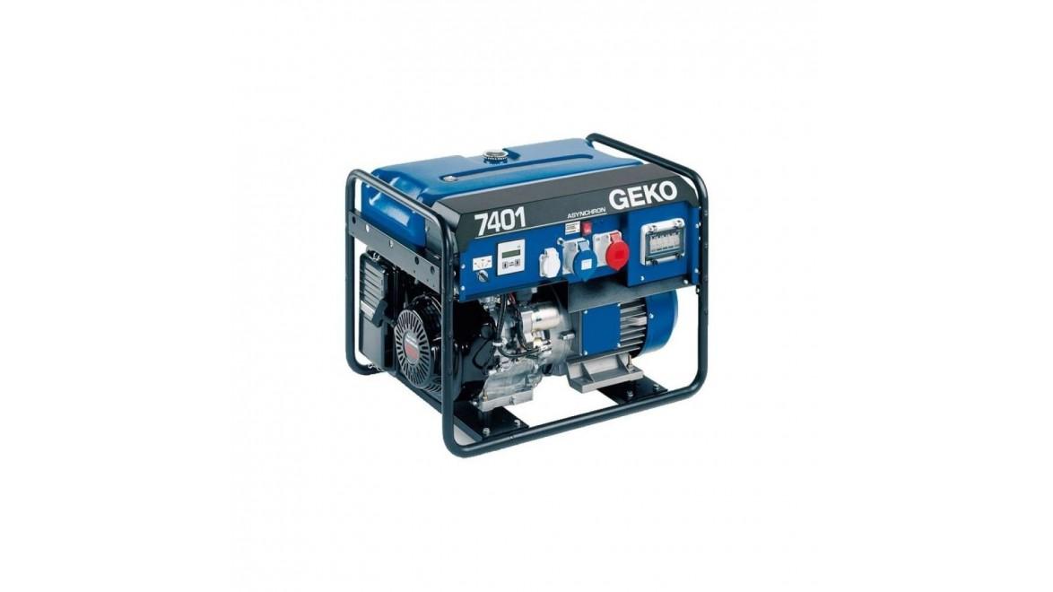Бензиновый генератор GEKO 7401 ED-AA/HHBA