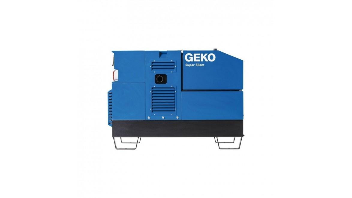 Дизельный генератор GEKO 7810ED-S/ZEDA SS