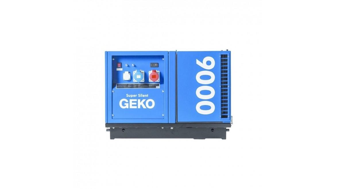 Бензиновый генератор GEKO 9000ED-AA/SEBA SS