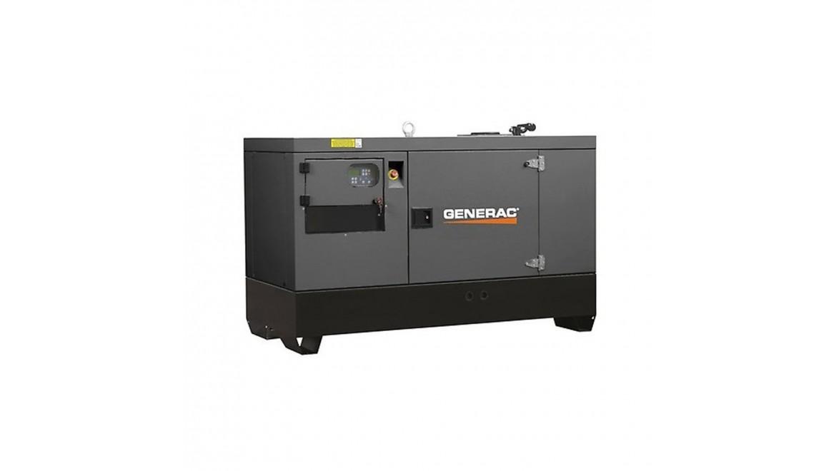 Дизельный генератор Generac PME 15S