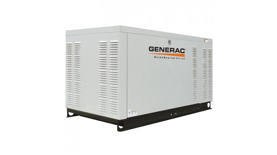 Газовый генератор Generac QT045