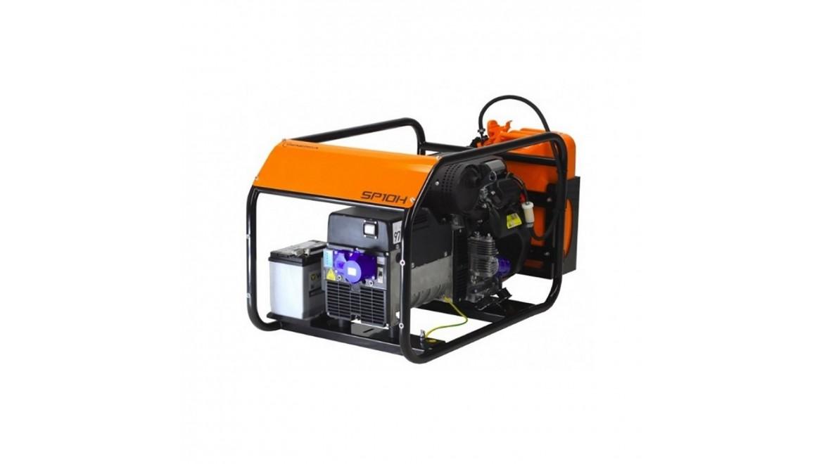 Бензиновый генератор Generga SP10H