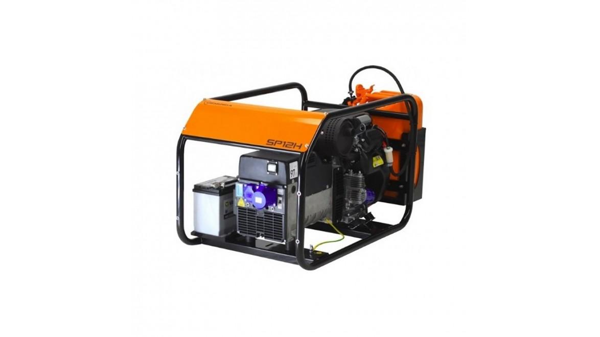 Бензиновый генератор Generga SP12H AVR
