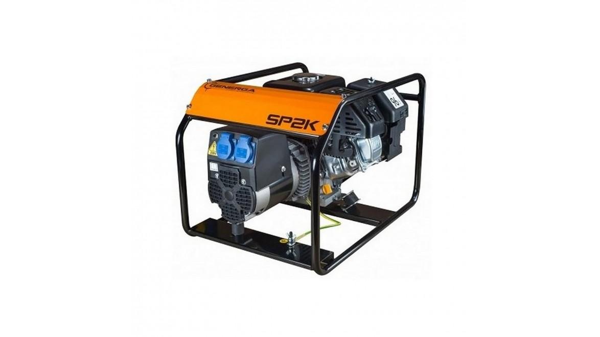 Бензиновый генератор Generga SP2K