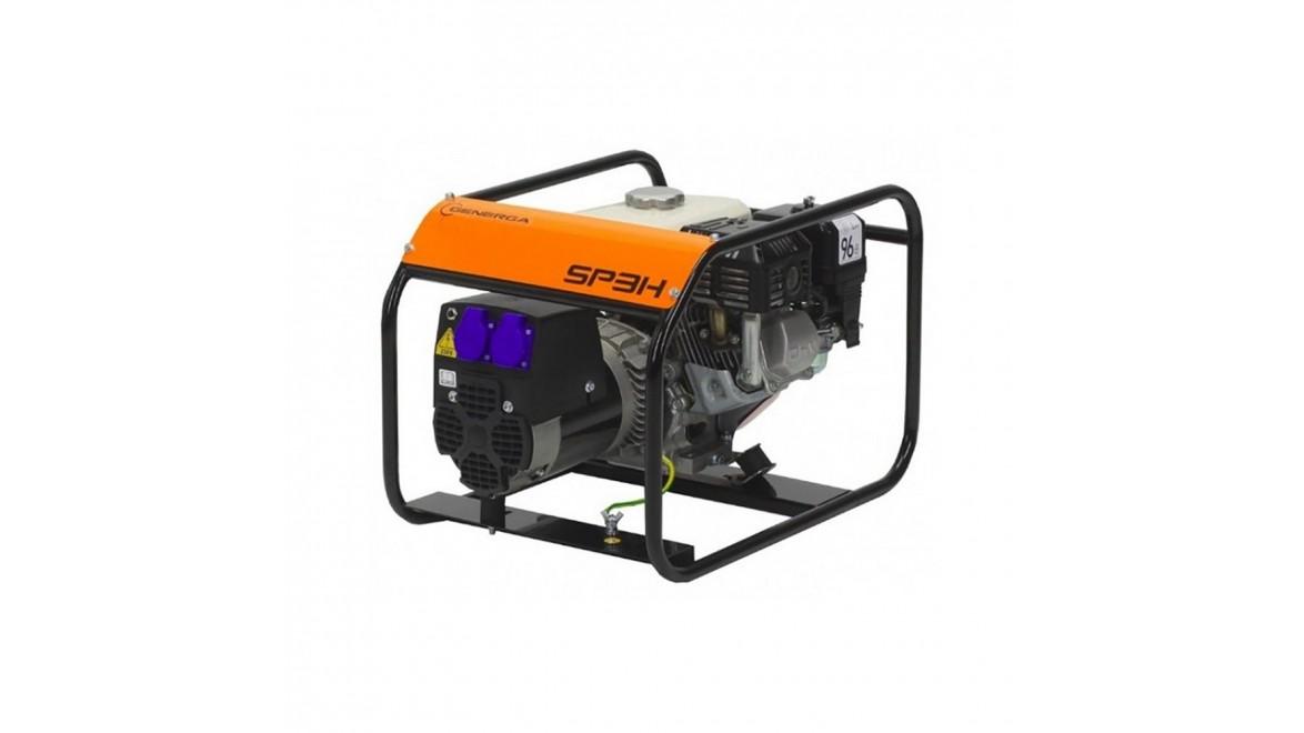 Бензиновый генератор Generga SP3H