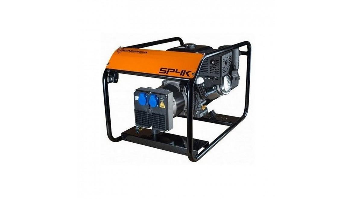 Бензиновый генератор Generga SP4K