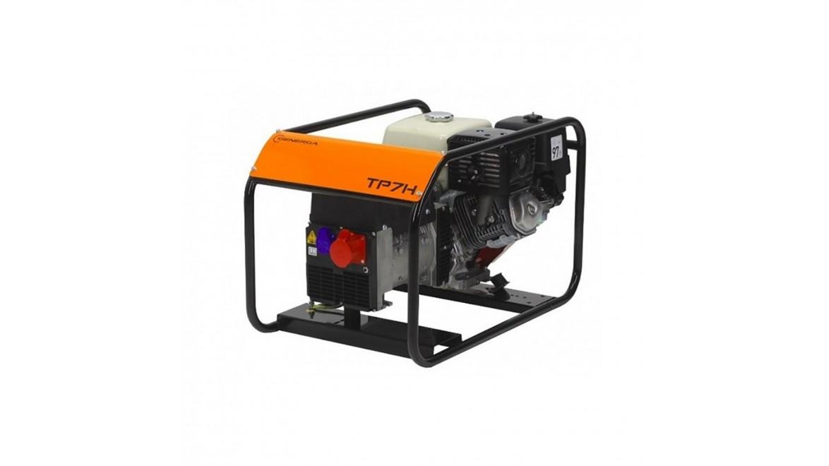 Бензиновый генератор Generga TP7HE AVR