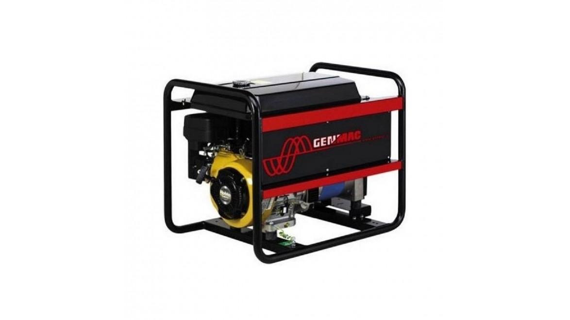 Бензиновый генератор Genmac CLICK 7300RE