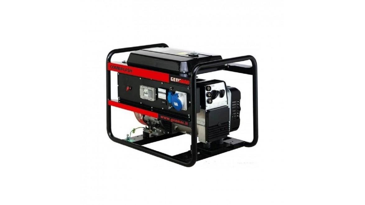Бензиновый генератор Genmac Combiflash 250KE