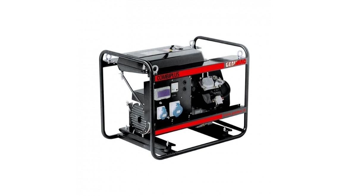 Бензиновый генератор Genmac Combiplus 15000REPR