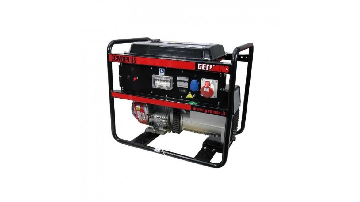 Бензиновый генератор Genmac Combiplus 7300R