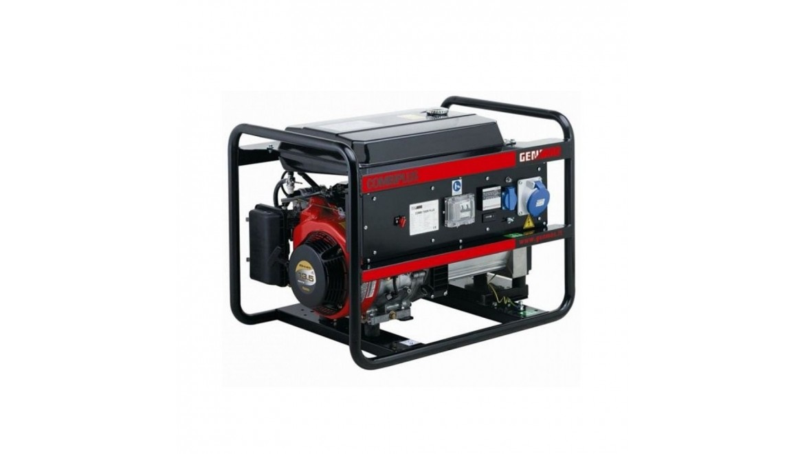 Дизельный генератор Genmac Combiplus 9100KEPR