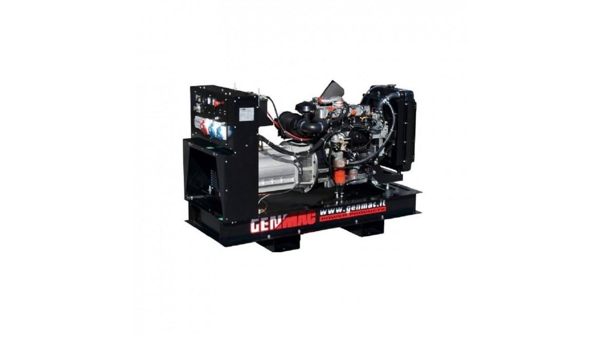 Дизельный генератор Genmac Delta G350VOA