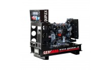 Дизельный генератор Genmac Duplex G20POM