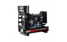 Дизельный генератор Genmac Duplex G26KOM-E