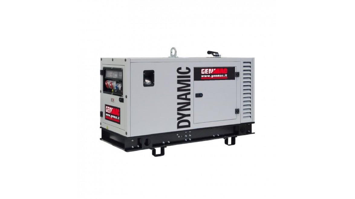 Дизельный генератор Genmac Dynamic G15PSM