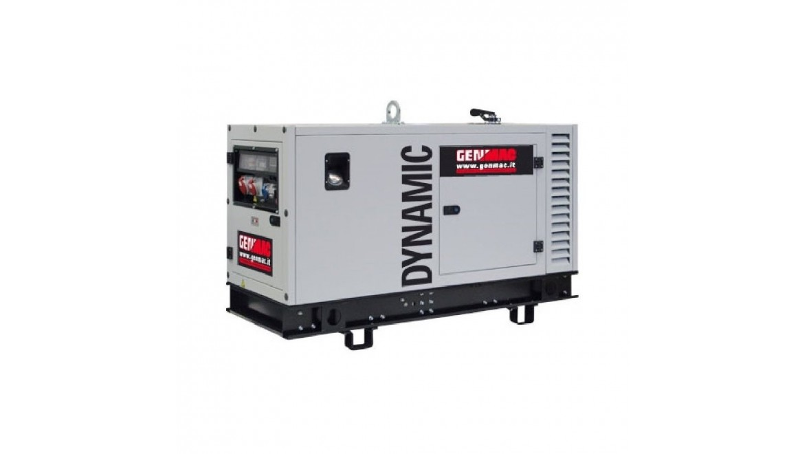 Дизельный генератор Genmac Dynamic G15YSM