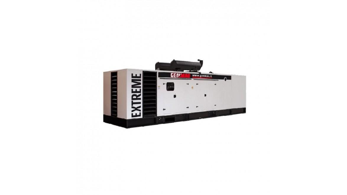 Дизельный генератор Genmac Extreme G800PSA