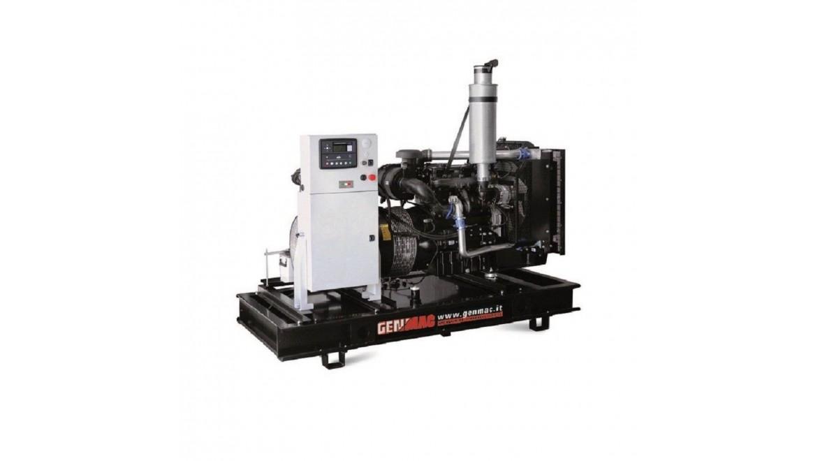 Дизельный генератор Genmac Gamma AIR G80DO