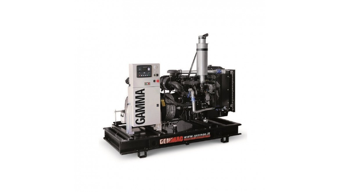 Дизельный генератор Genmac Gamma G150POA