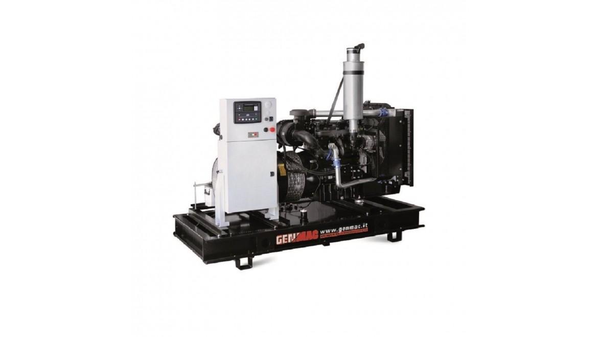Газовый генератор Genmac Gamma GAS G105GO LPG