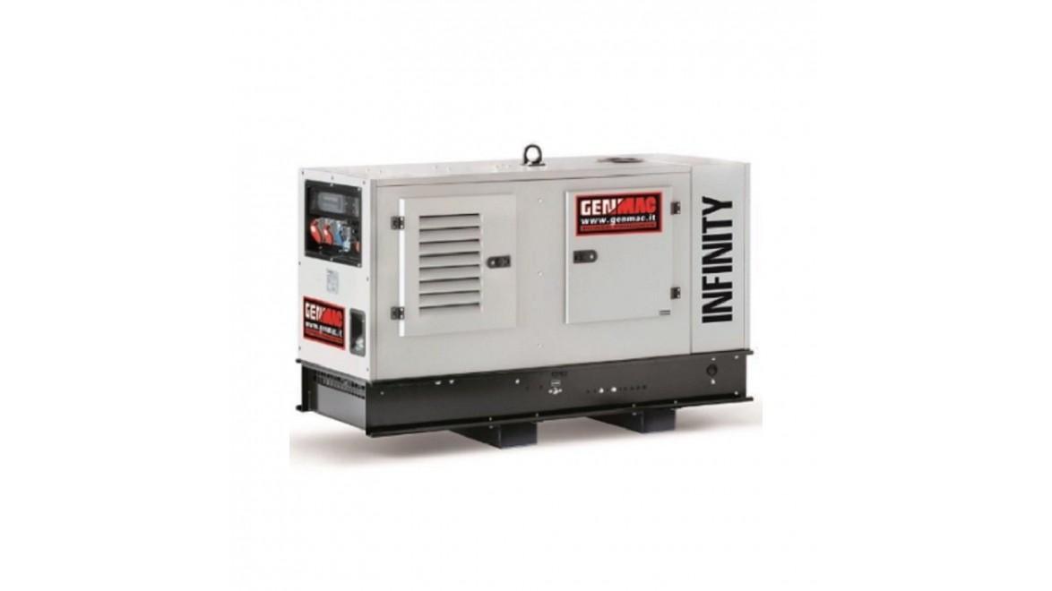 Дизельный генератор Genmac Infinity G15YS