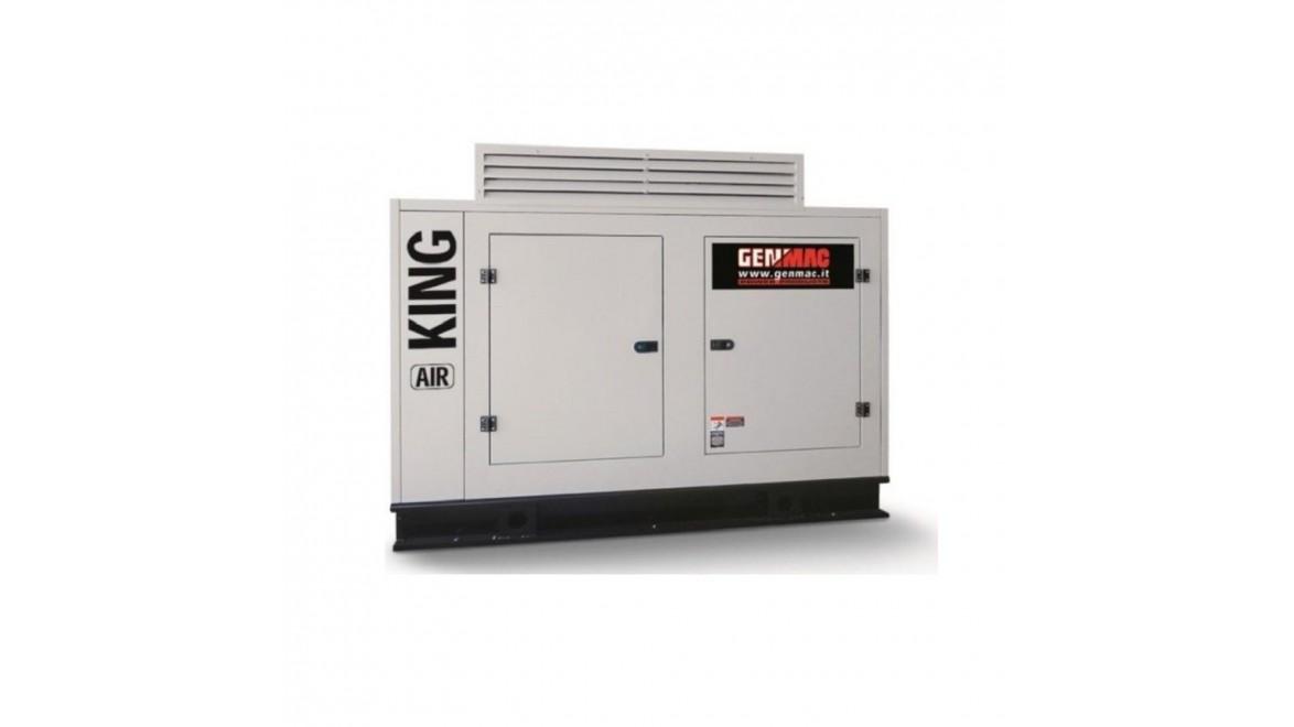 Дизельный генератор Genmac King-AG30DSIR