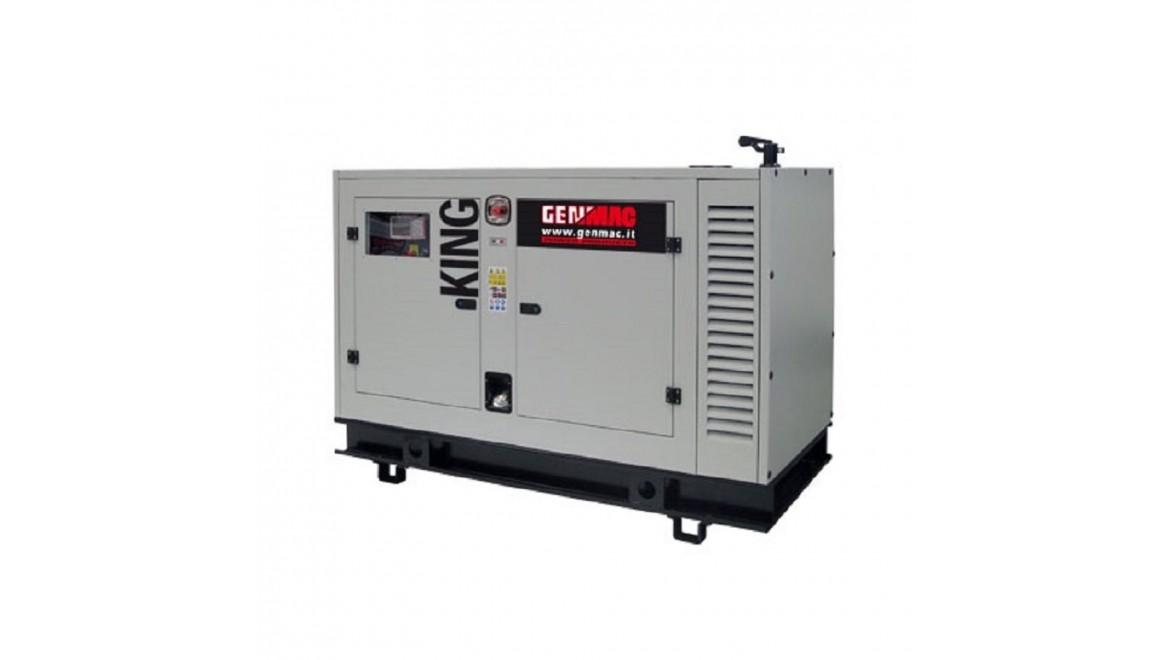 Дизельный генератор Genmac King G80PS