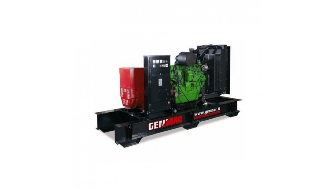 Дизельный генератор Genmac Majestic G500COA