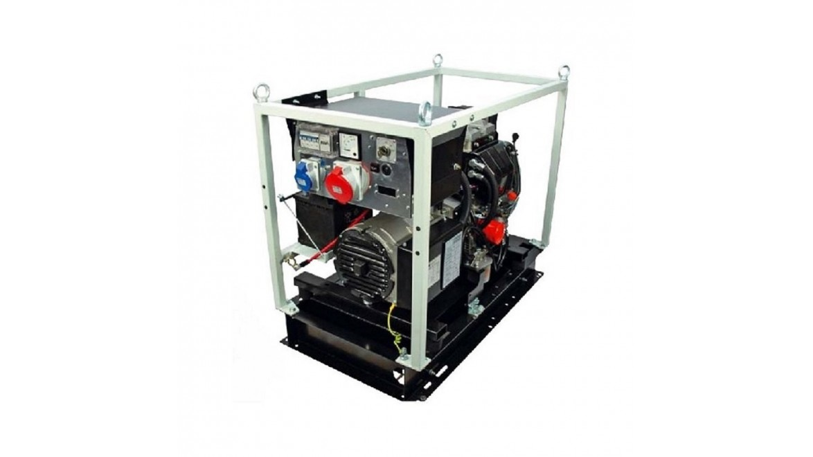 Дизельный генератор Genmac Minicage 13100KE