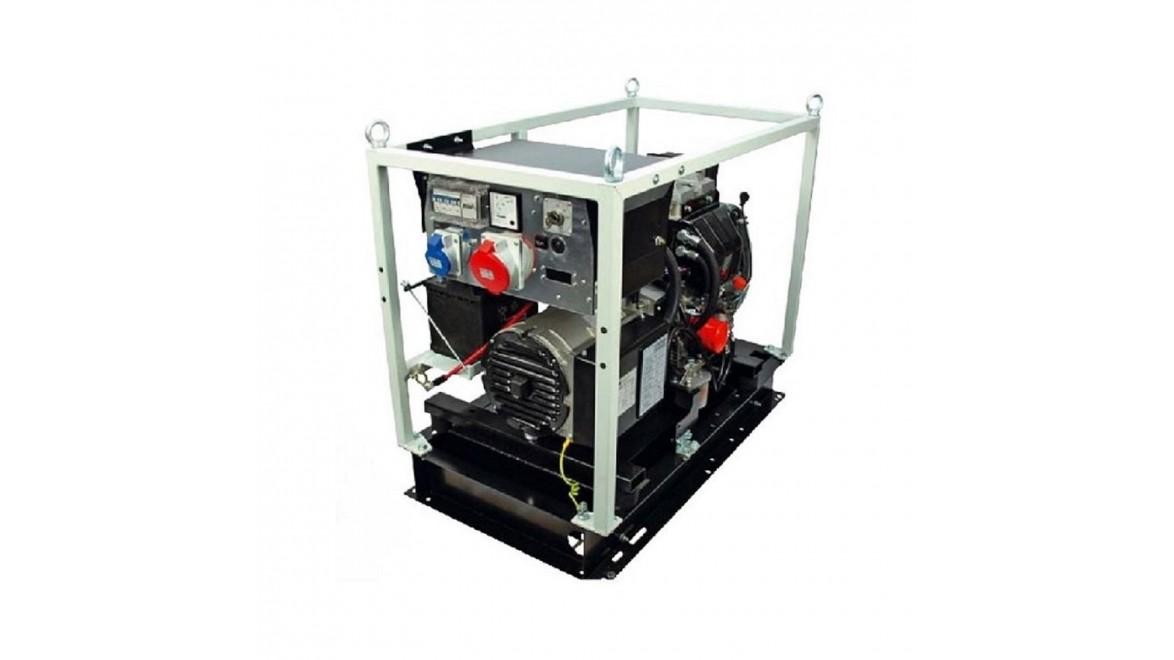 Дизельный генератор Genmac Minicage 13500YE