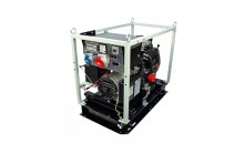 Дизельный генератор Genmac Minicage 9600KEPR