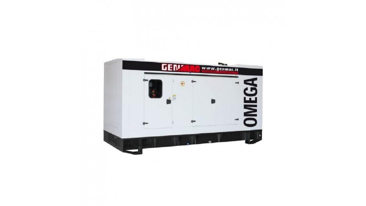 Дизельный генератор Genmac Omega G650PSA