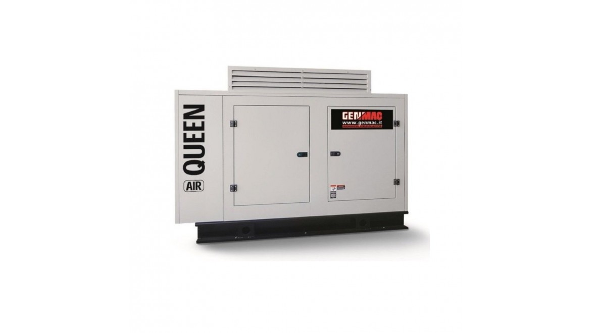 Дизельный генератор Genmac Queen-AIR G100DS