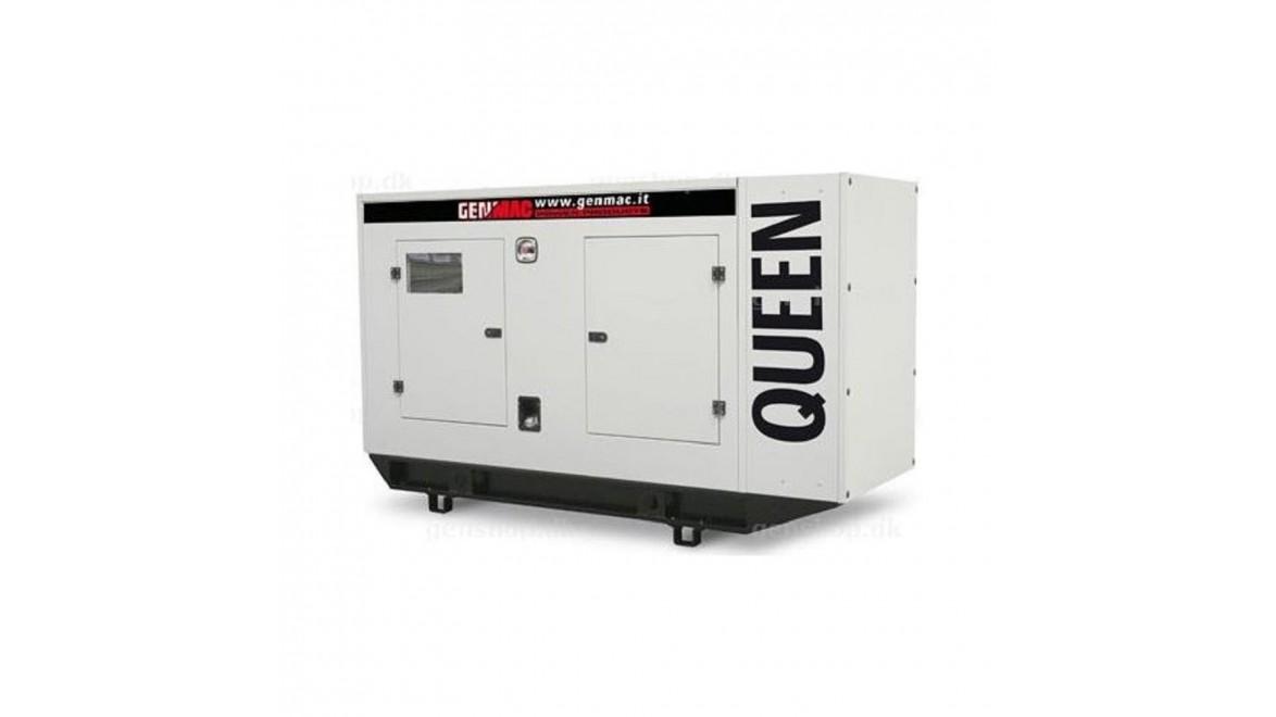Дизельный генератор Genmac Queen G100PSA