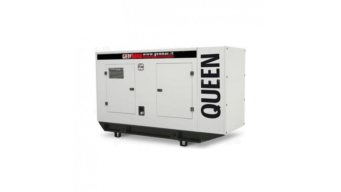 Дизельный генератор Genmac Queen G85VSA