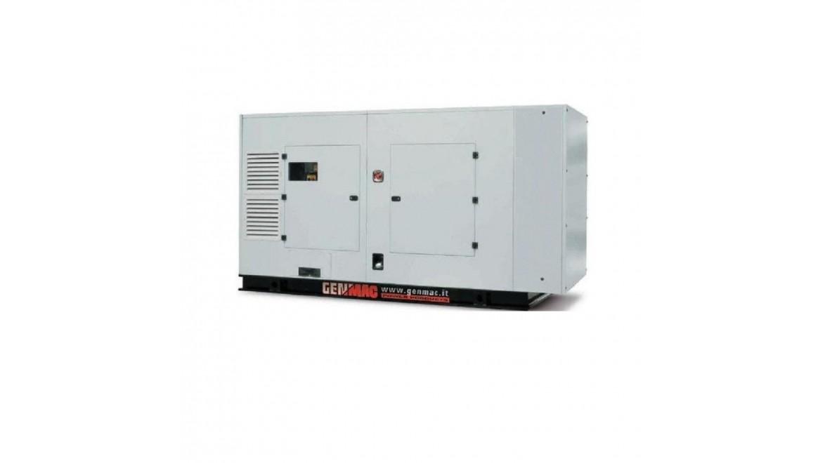 Газовый генератор Genmac Queen GAS G60GS LPG