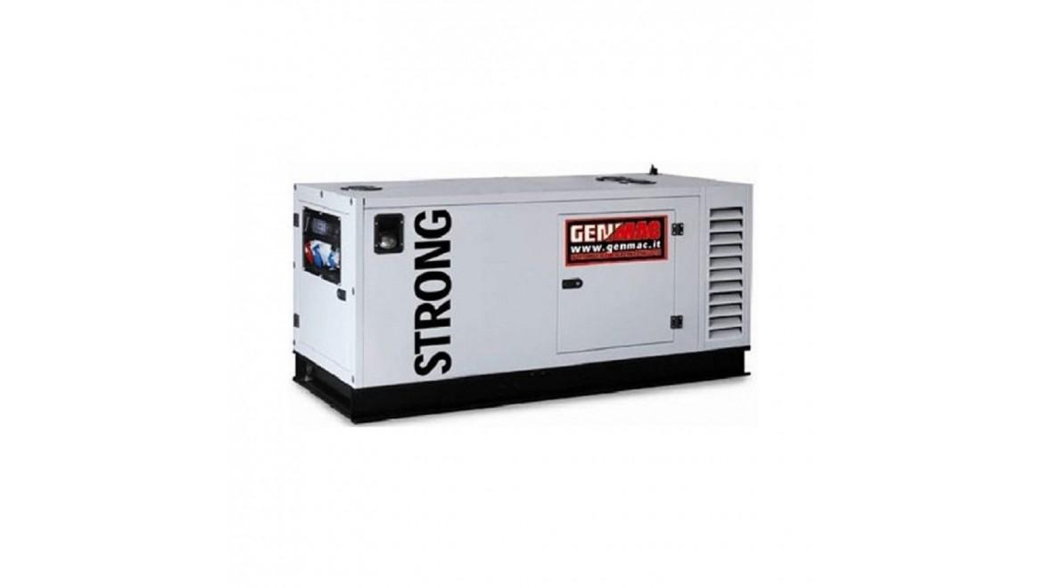 Дизельный генератор Genmac Strong G30 DSM
