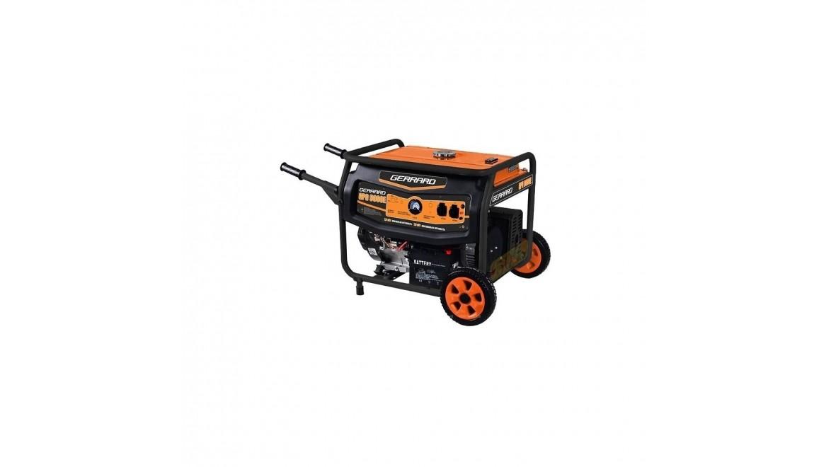 Бензиновый генератор Gerrard GPG9000Е