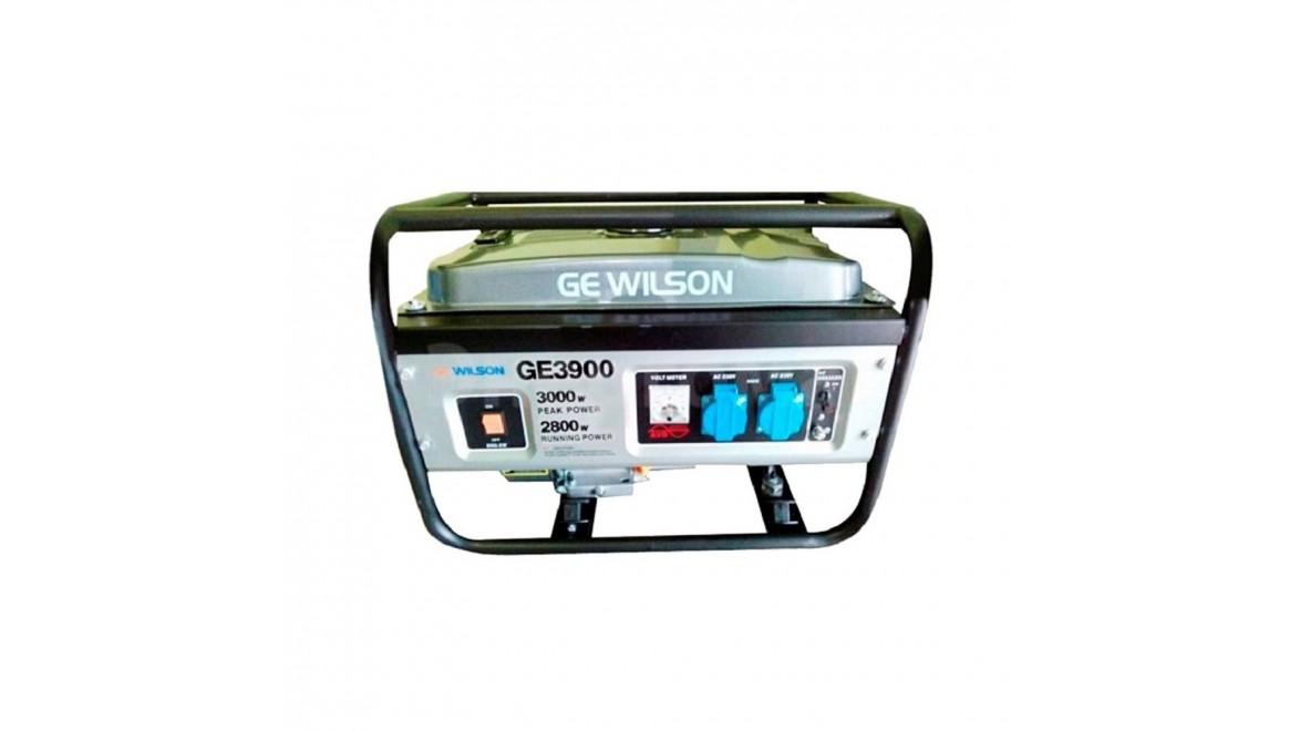 Бензиновый генератор GEWILSON GE3900