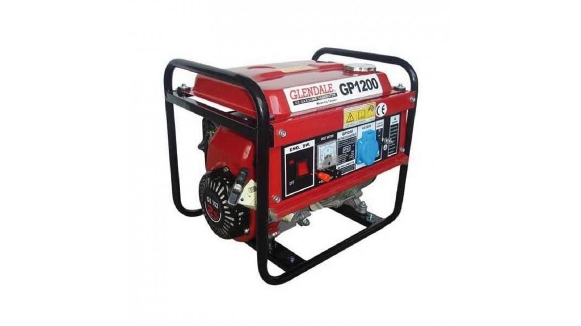 Бензиновый генератор Glendale GP1200