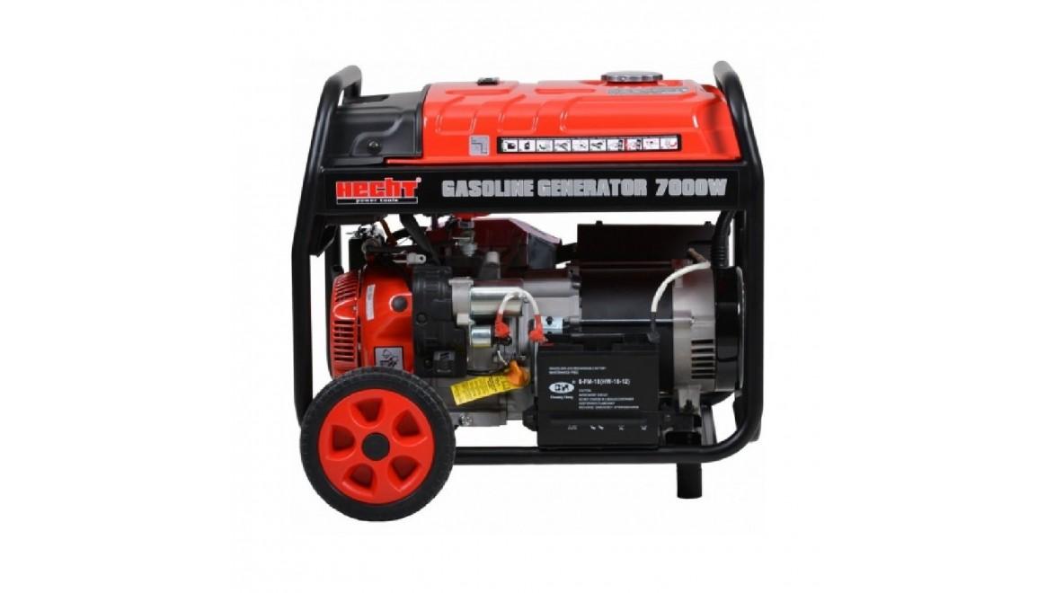 Бензиновый генератор Hecht GG 8000