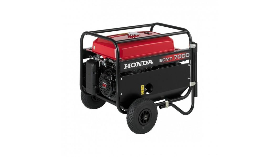 Бензиновый генератор Honda ECMT 7000 К1