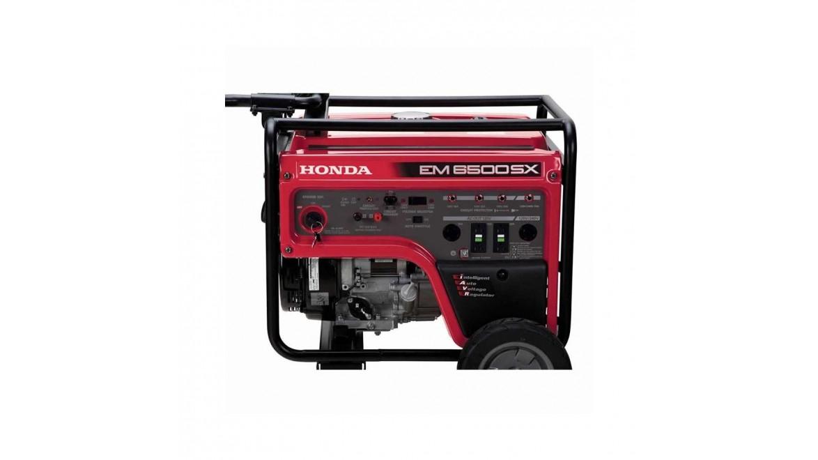 Бензиновый генератор Honda EM 6500 CXS2