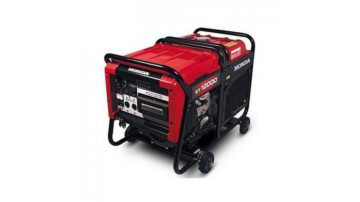 Бензиновый генератор Honda ET 12000 RG